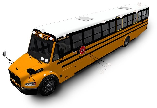 School Bus Camera Systems Pro Vision Video Systems