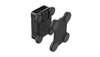 Magnetic Body Camera Mount Photo