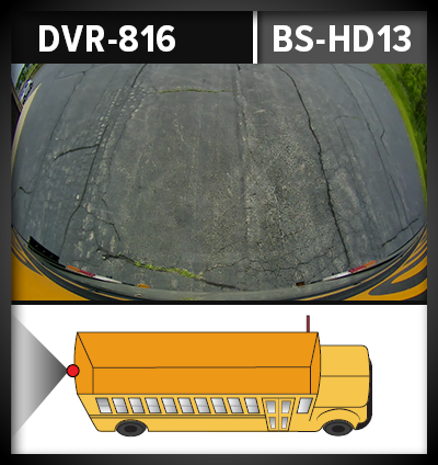 School Bus Configuration 13