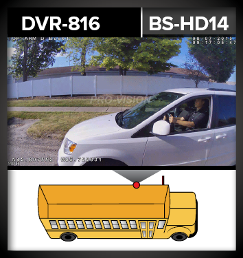 School Bus Configuration 14