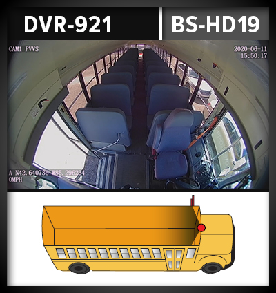 School Bus Configuration 19