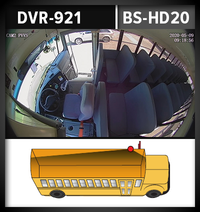 School Bus Configuration 20