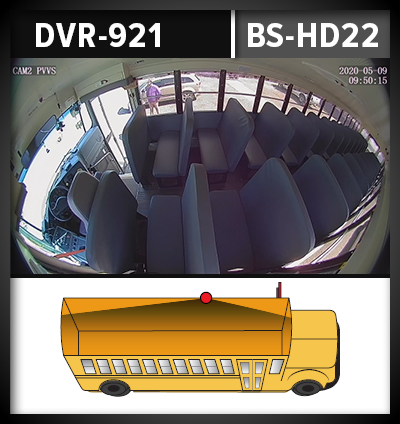 School Bus Configuration 22