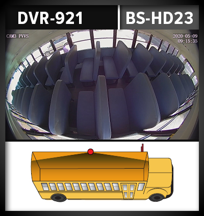 School Bus Configuration 23