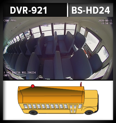 School Bus Configuration 24