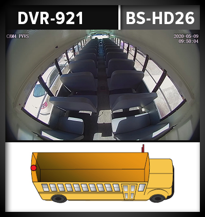 School Bus Configuration 26