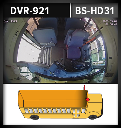 School Bus Configuration 31