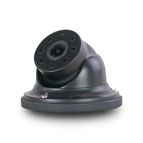 photo of a wide-angle interior camera for fleet dashcam